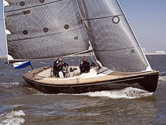 Segelyacht Saffier 26 ab Hafen Breege