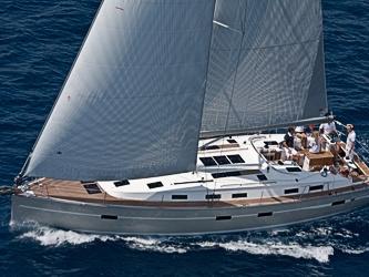 Segelyacht Bavaria Cruiser 50 ab Hafen Rostock