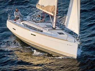 Segelyacht Sun Odyssey 379 ab Hafen Flensburg