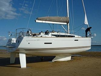 Segelyacht Sun Odyssey 379 KS ab Hafen Heiligenhafen-Grossenbrode