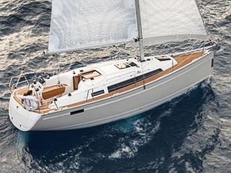Segelyacht Bavaria Cruiser 33 ab Hafen Breege