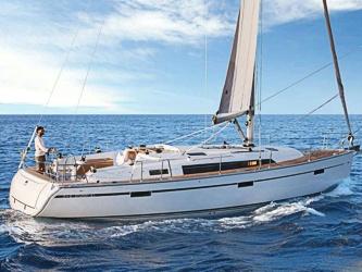 Segelyacht Bavaria Cruiser 41 (21-22) ab Hafen Breege