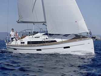 Segelyacht Bavaria Cruiser 37 (14-17) ab Hafen Heiligenhafen-Grossenbrode
