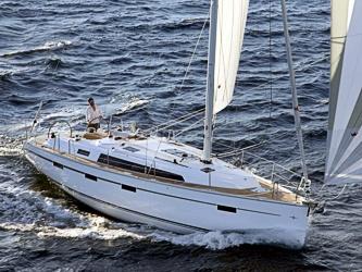 Segelyacht Bavaria Cruiser 41 (14-17) ab Hafen Breege