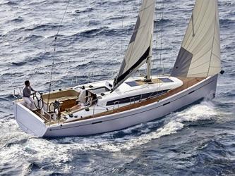 Segelyacht Dehler 38 Performance-Cruiser ab Hafen Flensburg