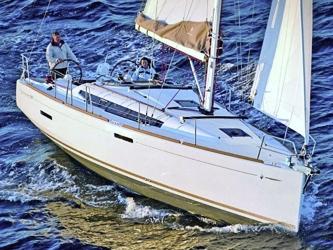 Charteryacht Sun Odyssey 389 ab Hafen Breege