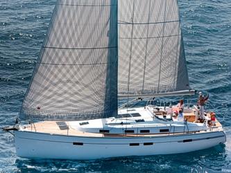 Segelyacht Bavaria Cruiser 45 ab Hafen Breege