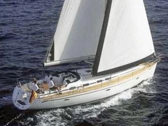 Segelyacht Bavaria 46 cruiser ab Hafen Flensburg